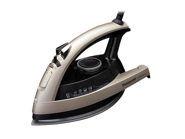 Panasonic NI-W810CS New Concept 360° Quick Steam/Dry Iron Gray