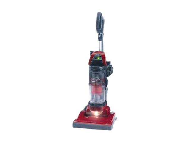 Panasonic MC-UL915 Jetspin Cyclone Pet-Friendly Bagless Upright Vacuum, Metallic Red
