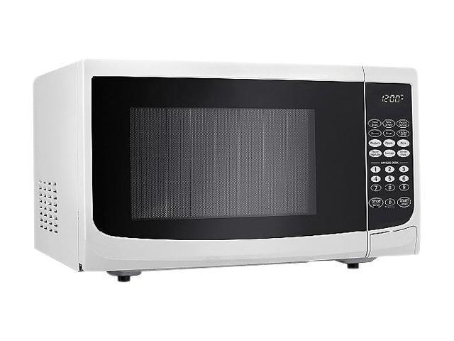 Danby 1000 Watts Microwave Oven DMW111KWDB White