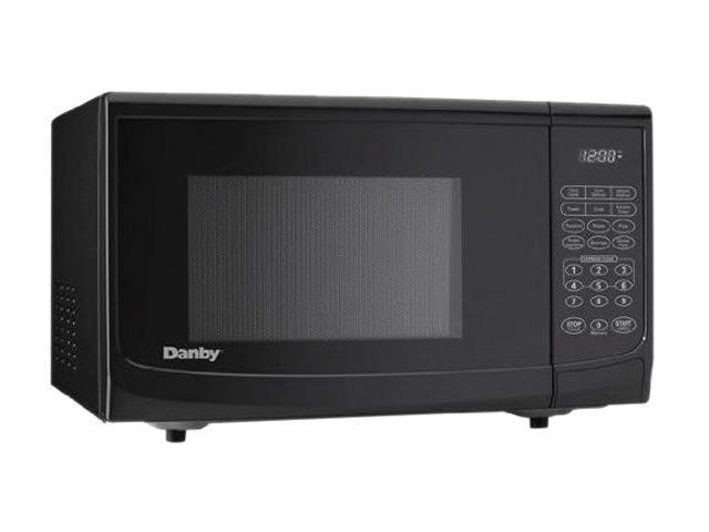 Danby 700 Watts Microwave Oven DMW7700BLDB Black