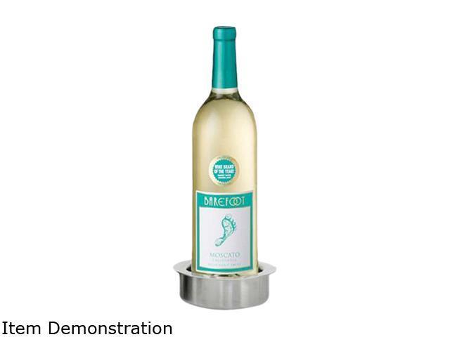 Epicureanist EPCOOLDISC Chilling Wine Bottle Coaster