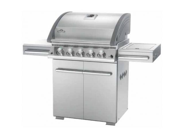 Napoleon Lifestyle Grill LP SS L485RSBPSS Stainless Steel