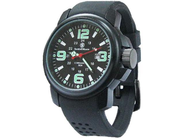 Smith & Wesson Amphibian Commando Watch - Black