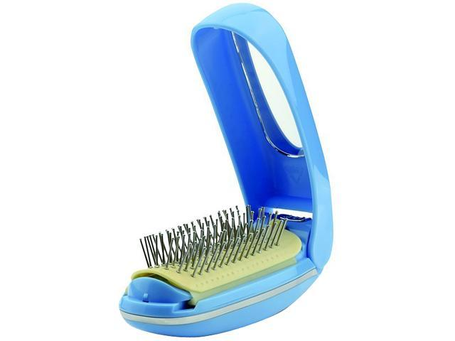 Carteret CCC-91141 Massage Brush with Built-in Mirror