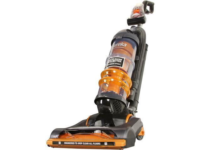 Eureka AS4008A AirSpeed ULTRA Upright Vacuum, Black/Orange