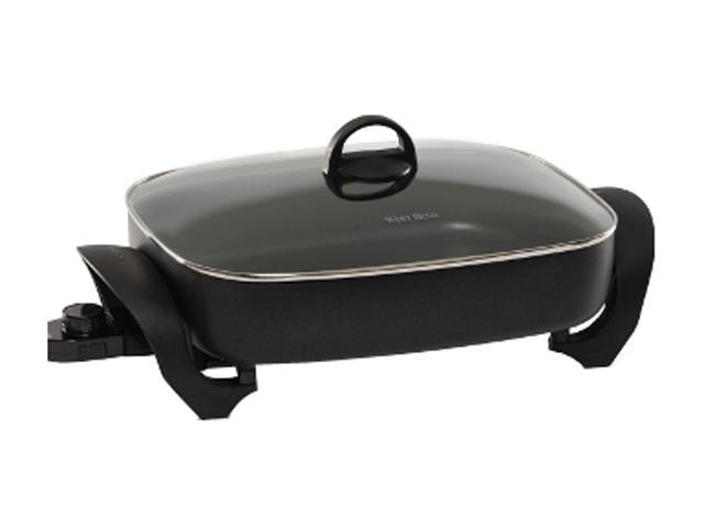 West Bend 72215 Extra-deep Oblong Skillet