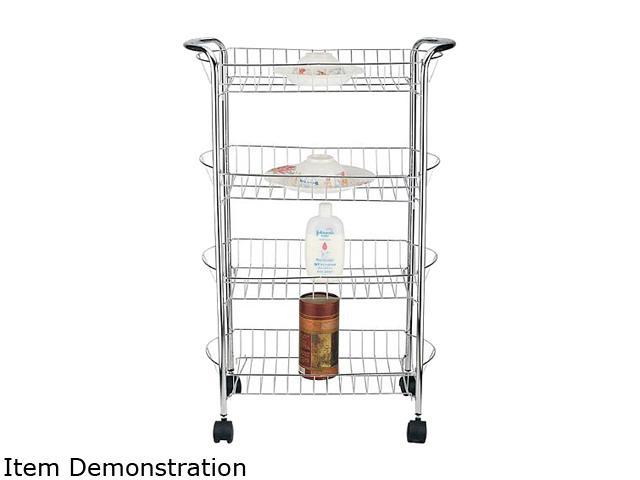 Better Chef SR-4 4 Tier Storage Cart