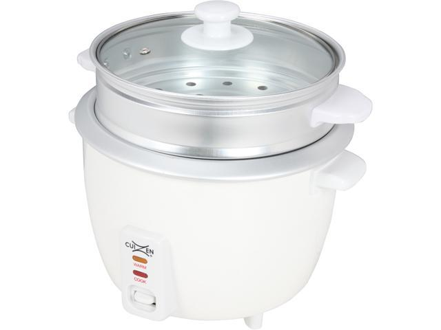 CuiZen 16-Cup Rice Cooker with Steam Tray (CRC-2016ST)