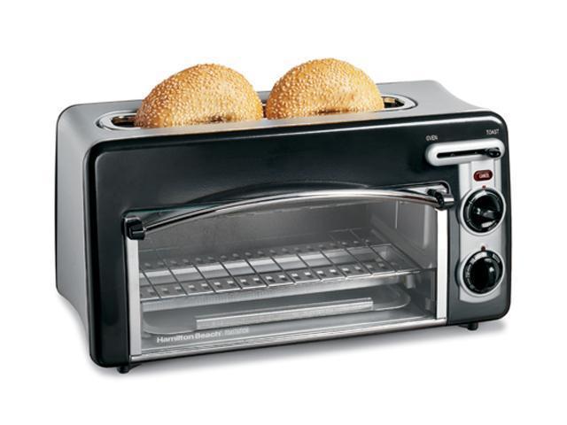 Hamilton Beach 22708H Black Toastation Toaster & Oven