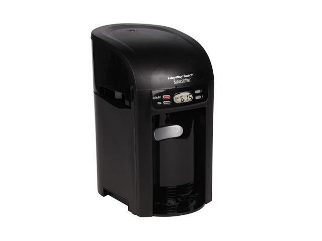 Hamilton Beach 48274 Black BrewStation 6 Cup Coffeemaker