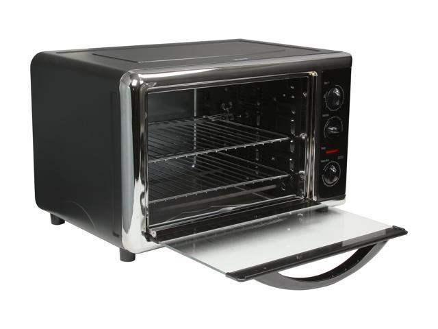 Hamilton Beach 31100 Black Countertop Oven With Convection