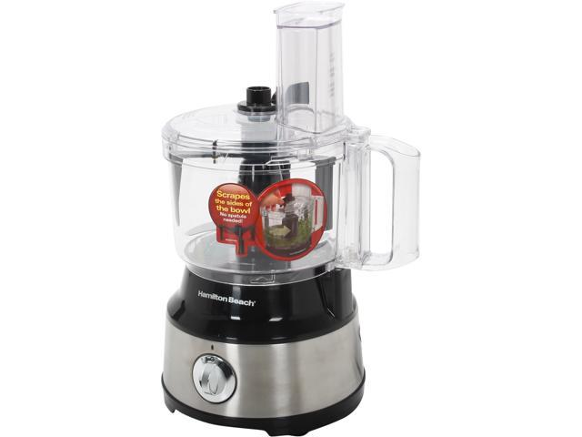 Hamilton Beach 70730 Bowl Scraper Food Processor 2 Speeds