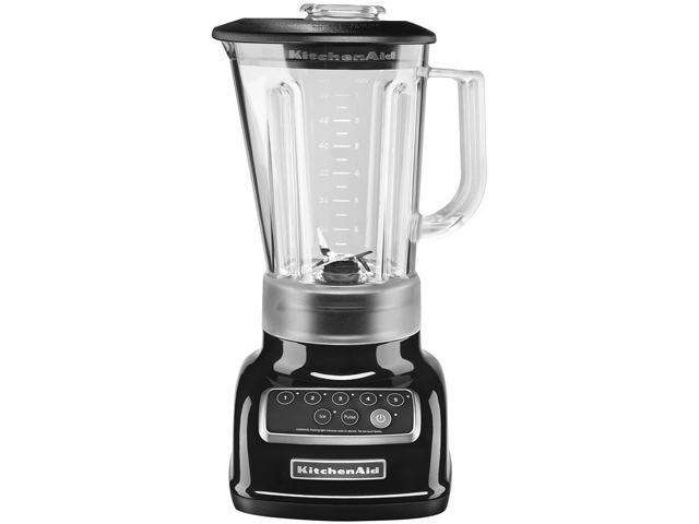 KitchenAid KSB1570OB ONYX BLACK 56 oz. Jar Size Classic Blender 5 speeds
