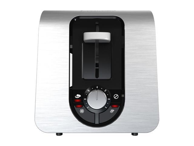 Black & Decker TR3340S Silver Slot Toaster