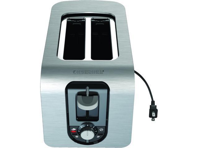 Black & Decker TR3340S Silver Slot Toaster