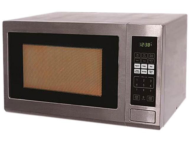 Black & Decker EG031ANC 1.2 Cu.Ft. 1000W Microwave, Stainless Steel