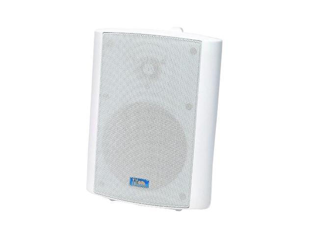 TIC ASP60W Outdoor White Patio Speakers Pair