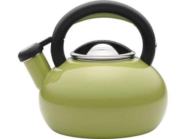 Circulon 56521 Green 2-Quart Sunrise Teakettle