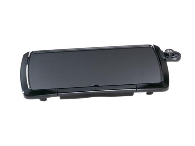 PRESTO 07030 Black 20-Inch Cool Touch Electric Griddle