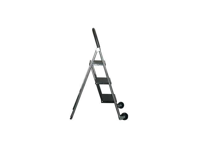 CONAIR TS31LHT Travel Smart LadderKart Professional Grade Stepladder/Hand Cart