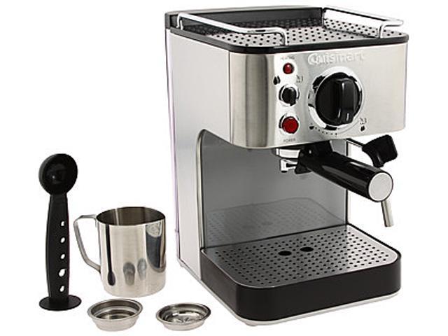 cuisinart coffee machine instructions