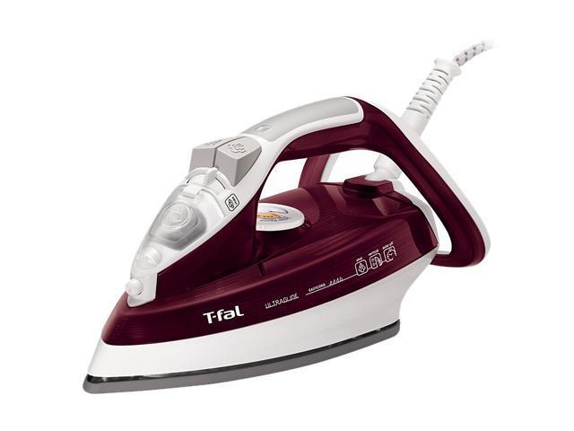 T-fal FV4446003 Ultraglide EasyCord Iron Red