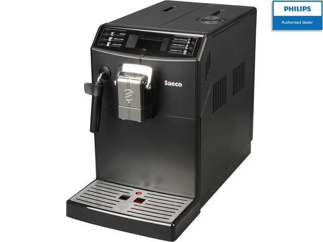 Saeco HD8775/48 Minuto Focus Automatic Espresso Machine, Black