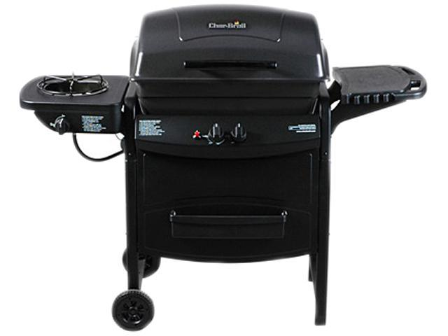 Char-Broil 463720114 Gas BBQ Grill Side Burner