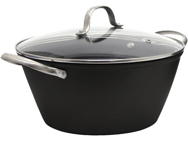 Starfrit 60120-004-0000 Light Cast Iron 5-Quart Dutch Oven