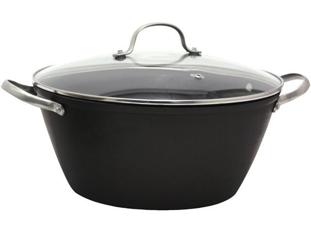 Starfrit 60121-004-0000 Light Cast Iron 7-Quart Dutch Oven