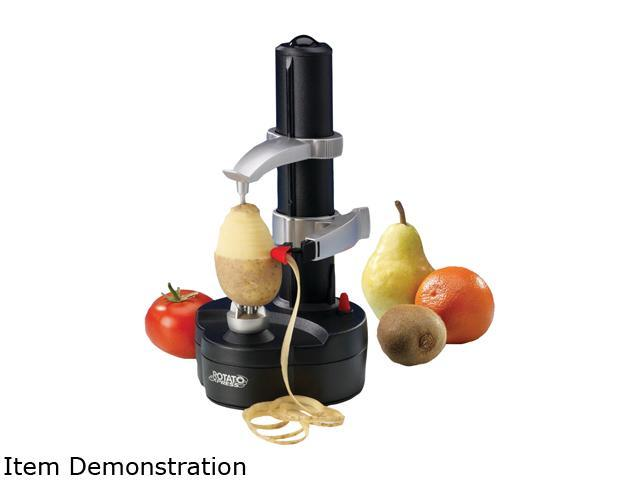 Starfrit 93209-006-BLCK Rotato Express - Electric Peeler
