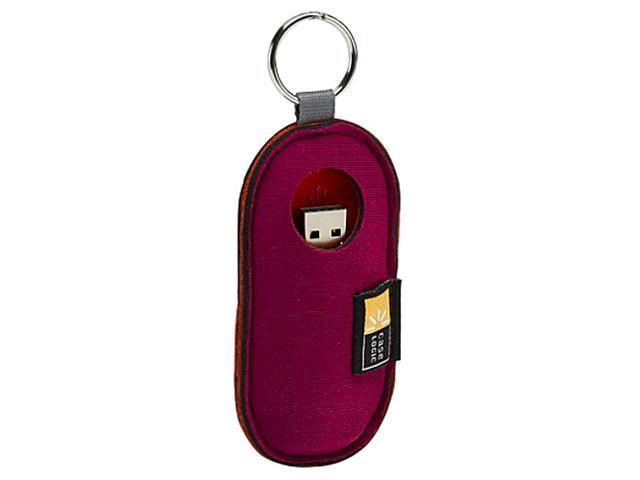 Case Logic USB-201MAGENTA USB Flash Drive Case