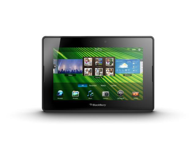 BlackBerry PlayBook PRD-38548-002 32 GB Web Tablet - 1 GHz Dual-Core Processor - 7-inch Multi-Touch Display - Wireless - Bluetooth - Blackberry ...