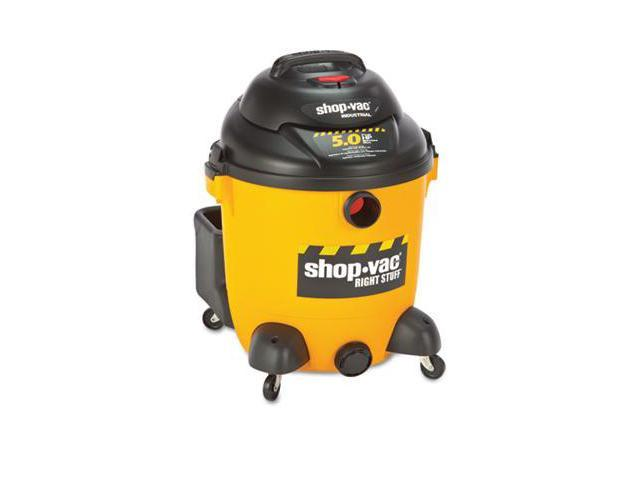 Shop-Vac 9625110 Economical Wet/Dry Vacuum- 12 Gallon Capacity- 23 lbs- Black/Yellow