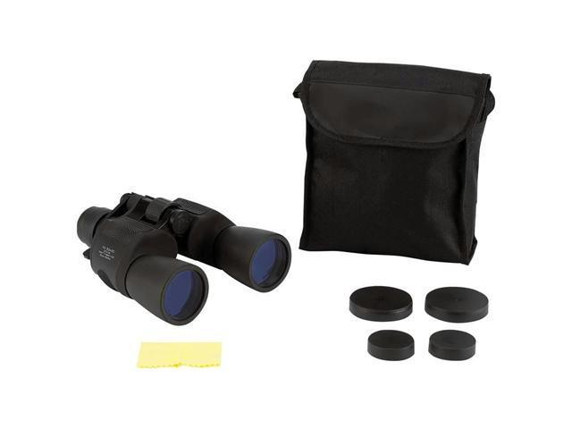 OpSwiss SPOP3050 10-30 x 50 Zoom Binoculars with Coated Lenses - Blue