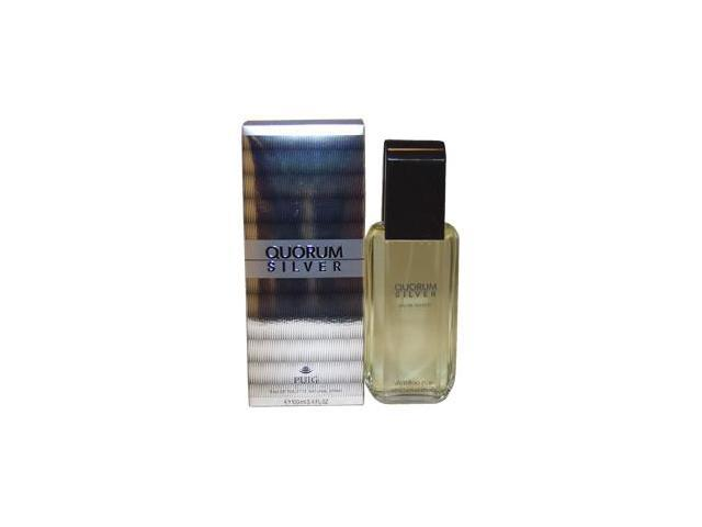 Quorum Silver by Antonio Puig 3.4 oz EDT Spray