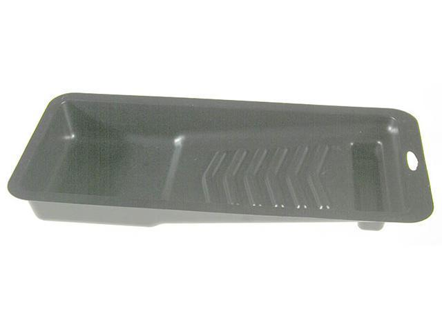 Shur-line 4in. Black Plastic Paint Tray 12050C