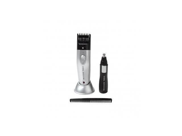 Vidal Sasson VSCL817 Cord-Cordless Trimmer with Groomer