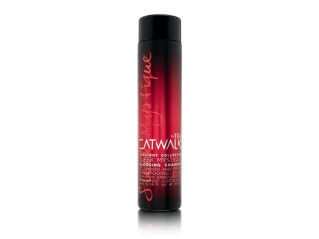 TIGI Catwalk Straight Collection Sleek Mystique Glossing Shampoo 14.0 oz