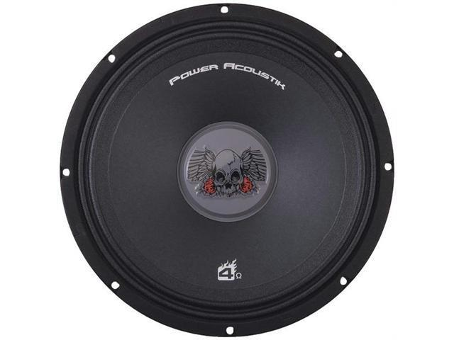 POWER ACOUSTIK PRO.658 PRO MID RANGE SPEAKERS - 6.5 in. - 170W- 8_ -