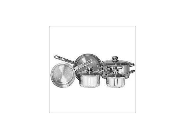Kinetic 29008 Stainless Steel Cookware Set - 8 Piece