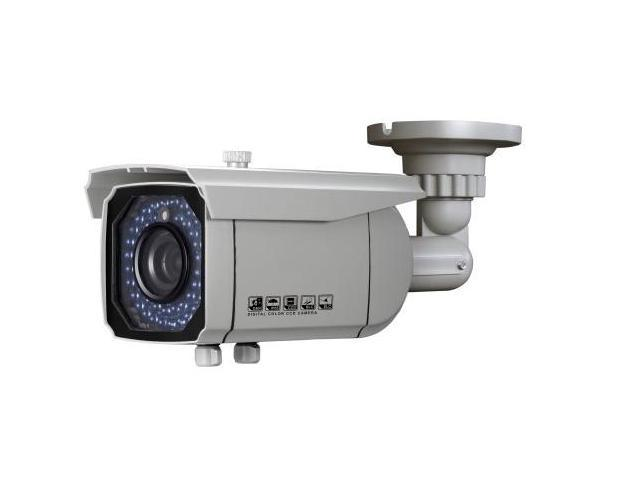 Home Vision Technology SEQ-5209 IR 36M Weatherproof Day and Night Color Security Camera with .33 in. Sony CCD-520 TVL-3.5 - 8mm Lens-30m Night Vision