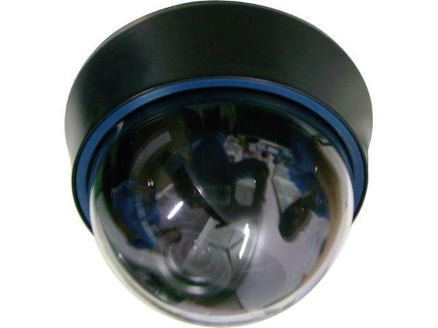 Home Vision Technology SEQ-6101 Dome Color Security Camera with .33 in. Sony CCD-520 TVL-4 - 9mm Lens
