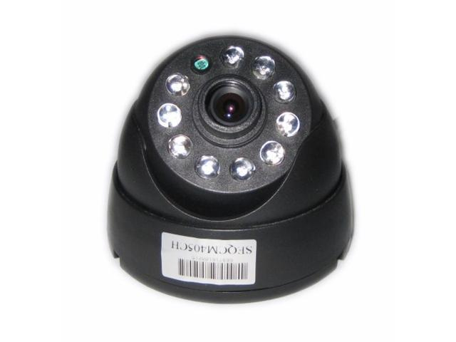 Home Vision Technology SEQ-CM405CH NTSC Wired Sharp CCD Dome Camera