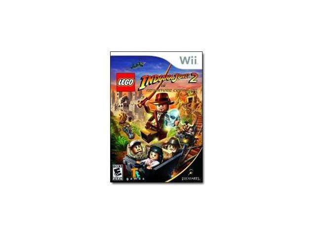 LucasArts 33963 Lego Indiana Jones 2 Wii
