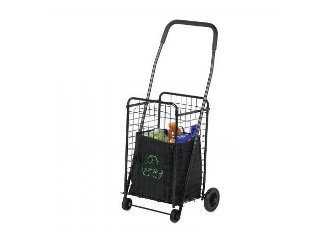 Honey Can Do CRT-01511 Rolling 4 Wheel Utility Cart
