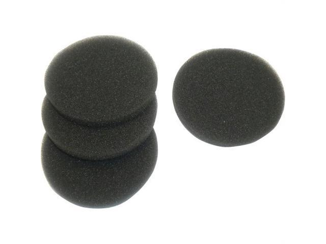 Metrovac Electronic Duster Replacement Foam Filters - 3-Pack