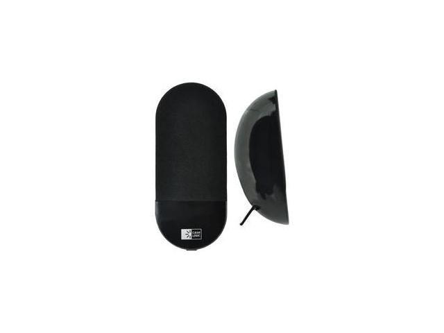 Case Logic R107B Portable Speakers with USB Power Pair