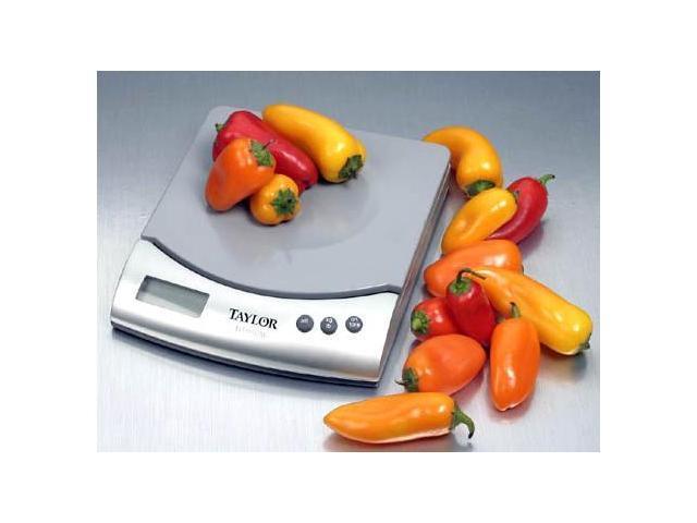 Taylor Precision 11 Lb Digital Food Scale 3801
