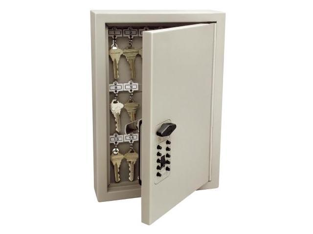 Ge Security Heavy Duty Key Cabinet With TouchPoint Lock 001795